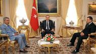 Bülent Arınç ve Kemal Öztürk'ten Başbakan'a ziyaret!
