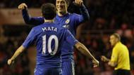 Torres ve Mata'dan bir ilk! Tarihe geçtiler..