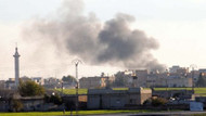 Suriye savaş uçakları Telebyad'ı bombaladı!