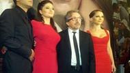 Olay film Aşk Kırmızı'nın galasına ünlü yağdı!