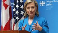 Clinton'dan jet açıklama! Dehşete düştüm...