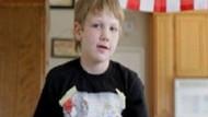 10 yaşında Nazi babasını öldürdü!