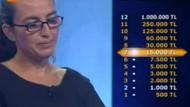 Milyoner'de diplomalı simitçi kadın şaşırttı!