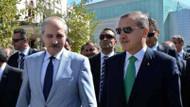Erdoğan ve Kurtulmuş cumayı beraber kıldı!