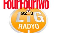 Lig Radyo ve Fourfourtwo Türk Telekom Arena açılışında!