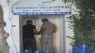 Polisten MHP'li belediyeye operasyon!