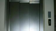Trabzonlu asansöre sinirlenince ne oldu?