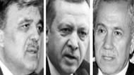 Erdoğan, Gül ve Arınç'tan sürpriz zirve! Başkanlık pazarlığı mı?