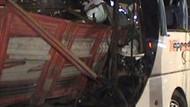 Bolu'da feci kaza: 6 ölü, 25 yaralı!