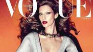Bu ne Cüret! Ünlülerden Vogue dergisine çok özel pozlar!