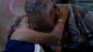 Halil Ergün bir kadınla dudak dudağa öpüşürken yakalandı!