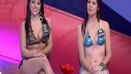 Arjantin işi izdivaç programı! Gelin adayları bikinili!