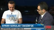 Sermiyan Midyat'tan CNN Türk'e penguenli tepki!