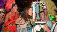 Sibel Kekilli'ye Cahide'de çılgın kutlama!