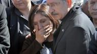 Kılıçdaroğlu eşini sarılarak teselli etti!