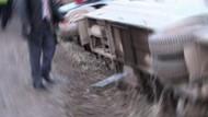 Uşak'ta otobüs devrildi: 7 ölü, 11 yaralı!