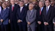 Cemil Çiçek'in muhtırasına Erdoğan'dan sert tepki!