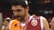 Cenk'den Gezi tepkisi! Ntv'nin mikrofonunu fırlattı!