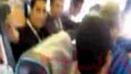 İşte o an! Kaza yapan uçakta DHA kamerası kayıttaydı!