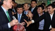 Urumçili pazar inat etti, Erdoğan'a sattı!