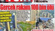Korkunç iddia! 17 Ağustos depreminde 100 bin kişi mi öldü?