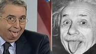 Oğuz Haksever'in Einstein pozu internette rekor kırıyor!