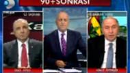Galatasaray'ı kim idare ediyor? Canlı yayında gerginlik!