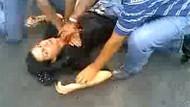İran'ın''Nida''sı sustu! İşte protestocu kızın ölüm anı!