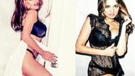 Kelly Brook'dan seksi bikini çekimi!