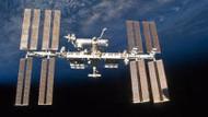 Uzay çöpü dünyayı son anda teğet geçti!