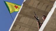 Kürt bayrağı görülünce bu telaş neden?