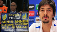 Fenerbahçe taraftarından Tolga Zengin'e anlamlı pankart!