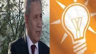 AKP'nin resmi sitesinden Bülent Arınç'a sansür!
