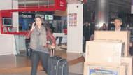 Zeynep Demirel bebeği için alışveriş yaptı!