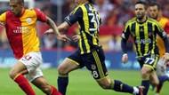 Süper Kupa maçında 34. dakika gerilimi!