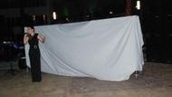 Nadide Sultan konserinde tuhaflık! Perdenin arkasında ne var?