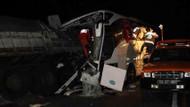 Afyon'da katliam gibi kaza! 7 ölü, 25 yaralı...