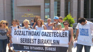 Basının Gezi bilançosu! 13 yaralı, 2 gözaltı...