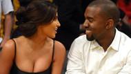 İşte Kim Kardashian ve Kanye West'in bebeği!