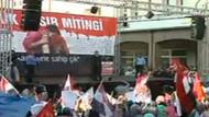 Saadet Partisi'nden Konya'da Mısır'a destek mitingi!