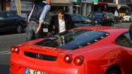 Kerem Gönlüm'ün Ferrari'yle imtihanı!