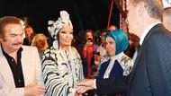 Erdoğan ile sanatçılar arasında geçen ilginç diyaloglar!