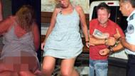 Alkol alıp taşkınlık yapan turistlere sınırdışı!