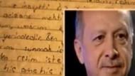 Erdoğan'ı duygulandıran cezaevi mektupları!
