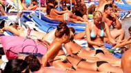 Bodrum ve Marmaris plajları cıvıl cıvıl!