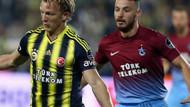 Fenerbahçe 0 - 0 Trabzonspor! Derbide gülen yok...