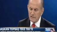 Kadir Topbaş'tan Suat Kılıç'a kına eleştirisi!