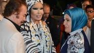 Emine Erdoğan ve Bülent Ersoy'un el ele sohbeti!