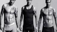 David Beckham'dan soyunma odası itirafı!