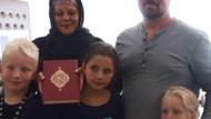 Norveçli ateist aile, ezan sesini duyunca müslüman oldu!